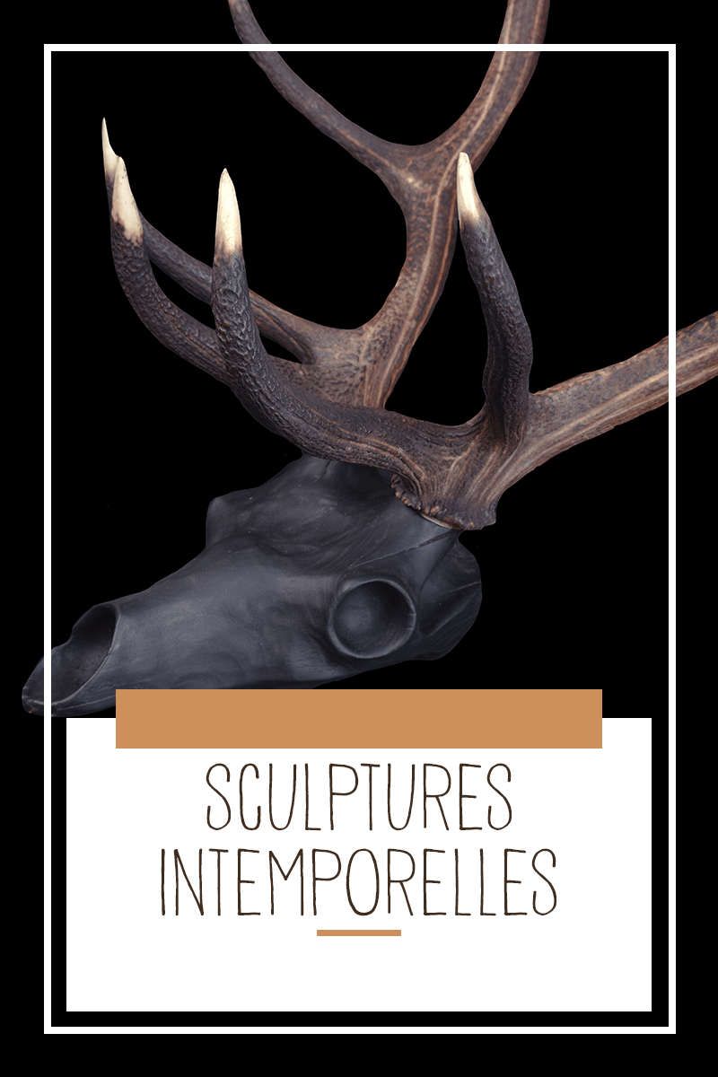 Sculptures intemporelles